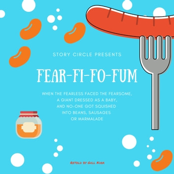 Fear Fi Fo Fum audiobook by Gill Kirk