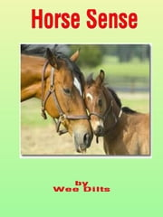 Horse Sense ebook by Wee Dilts