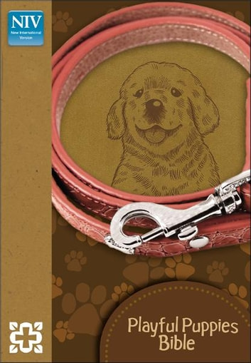Playful Puppies Bible ebook by Zondervan