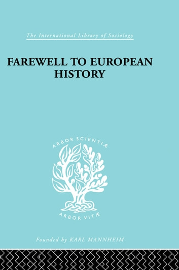 Farewell European Hist Ils 95 ebook by