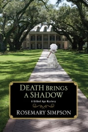 Death Brings a Shadow ebook by Rosemary Simpson