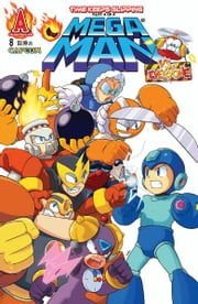Mega Man #8 ebook by Ian Flynn, Chad Thomas