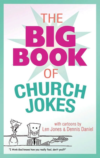 The Big Book of Church Jokes ebook by Barbour Publishing