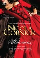 Notorious ebook by Nicola Cornick