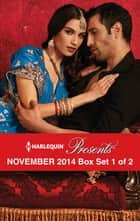 Harlequin Presents November 2014 - Box Set 1 of 2 - An Anthology eBook by Maisey Yates, Carol Marinelli, Melanie Milburne,...