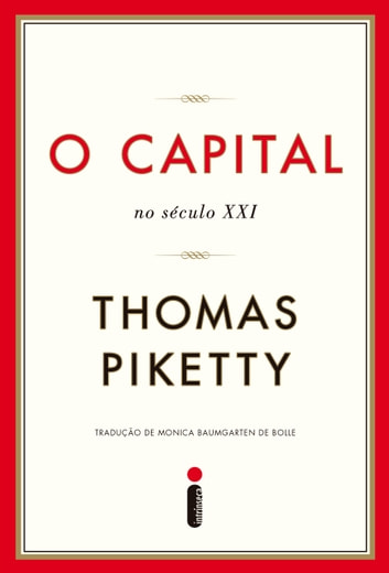 O capital no século XXI eBook by Thomas Piketty