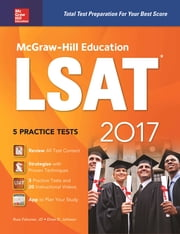 McGraw-Hill Education LSAT 2017 ebook by Russ Falconer,Drew D. Johnson