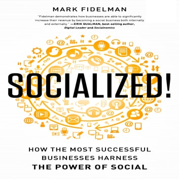 Socialized! - How th Most Successful Businesses Harness the Power of Social audiobook by Mark Fidelman