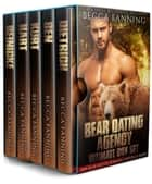 Bear Dating Agency Ultimate Box Set e-bog by Becca Fanning