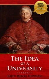 The Idea of a University ebook by John Henry Newman, Wyatt North