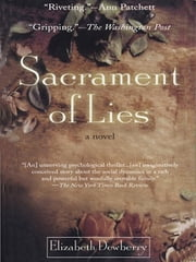 Sacrament of Lies ebook by Elizabeth Dewberry