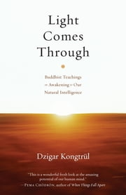 Light Comes Through - Buddhist Teachings on Awakening to Our Natural Intelligence ebook by Dzigar Kongtrul