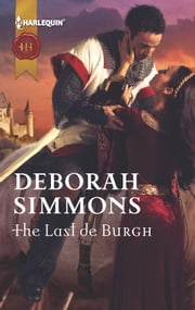 The Last de Burgh ebook by Deborah Simmons