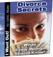 Divorce Secrets ebook by Adams, Cathi