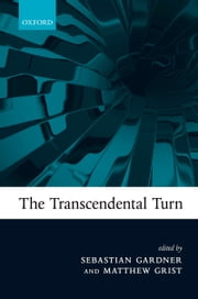 The Transcendental Turn ebook by Sebastian Gardner,Matthew Grist