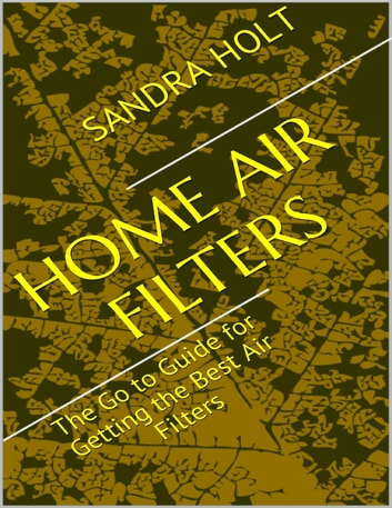 Home Air Filters: The Go to Guide for Getting the Best Air Filters ebook by Sandra Holt