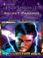 Secret Passage ebook by Amanda Stevens