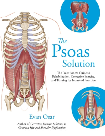 The Psoas Solution - The Practitioner's Guide to Rehabilitation, Corrective Exercise, and Training for Improved Function ebook by Evan Osar