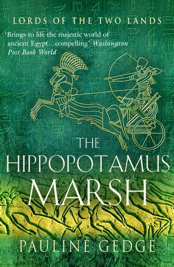The Hippopotamus Marsh ebook by Pauline Gedge