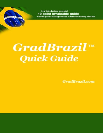 GradBrazil Quick Guide ebook by GradBrazil