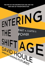 Power (Entering the Shift Age, eBook 11) ebook by David Houle