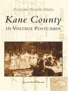 Kane County in Vintage Postcards ebook by Jim Edwards,Wynette Edwards