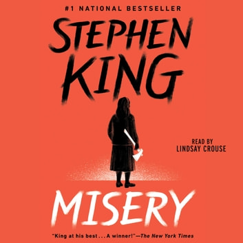 Misery audiobook by Stephen King
