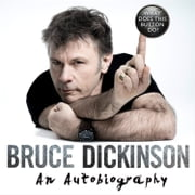 What Does This Button Do? audiobook by Bruce Dickinson