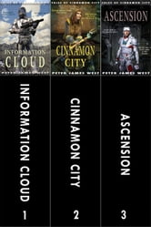 Tales of Cinnamon City Collection (Books 1-3) ebook by Peter James West