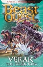Beast Quest: Verak the Storm King - Special 21 ebook by Adam Blade