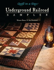 Underground Railroad Sampler ebook by Burns, Eleanor