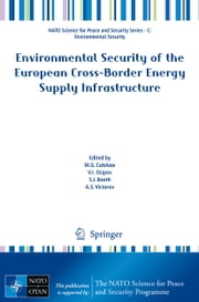 Environmental Security of the European Cross-Border Energy Supply Infrastructure ebook by Martin Culshaw,S.J. Booth,A.S. Victorov,Victor Osipov