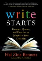 Write Starts ebook by Hal Zina Bennett