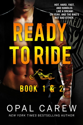 Ready to Ride, Book 1 & 2 Collection ebook by Opal Carew