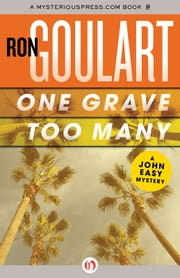 One Grave Too Many ebook by Ron Goulart
