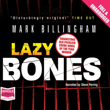 Lazybones audiobook by Mark Billingham