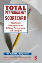 Total Performance Scorecard ebook by Hubert Rampersad