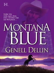Montana Blue ebook by Genell Dellin