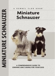 Miniature Schnauzer ebook by Lee Sheehan