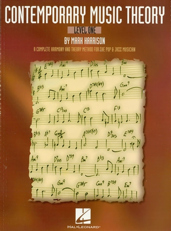 Contemporary Music Theory - Level One