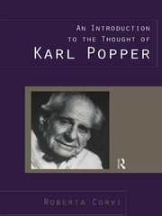 An Introduction to the Thought of Karl Popper ebook by Roberta Corvi