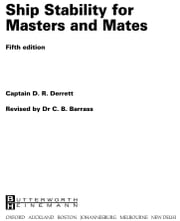 Ship Stability for Masters and Mates ebook by Derrett, Capt D R