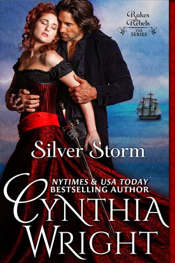 Silver Storm ebook by Cynthia Wright