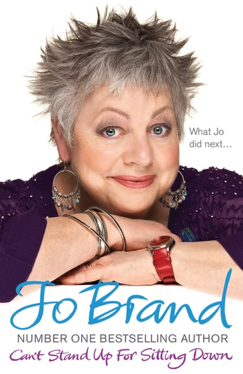 Can't Stand Up For Sitting Down ebook by Jo Brand