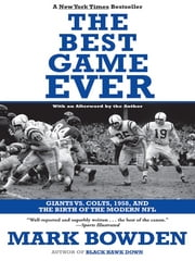 The Best Game Ever ebook by Mark Bowden