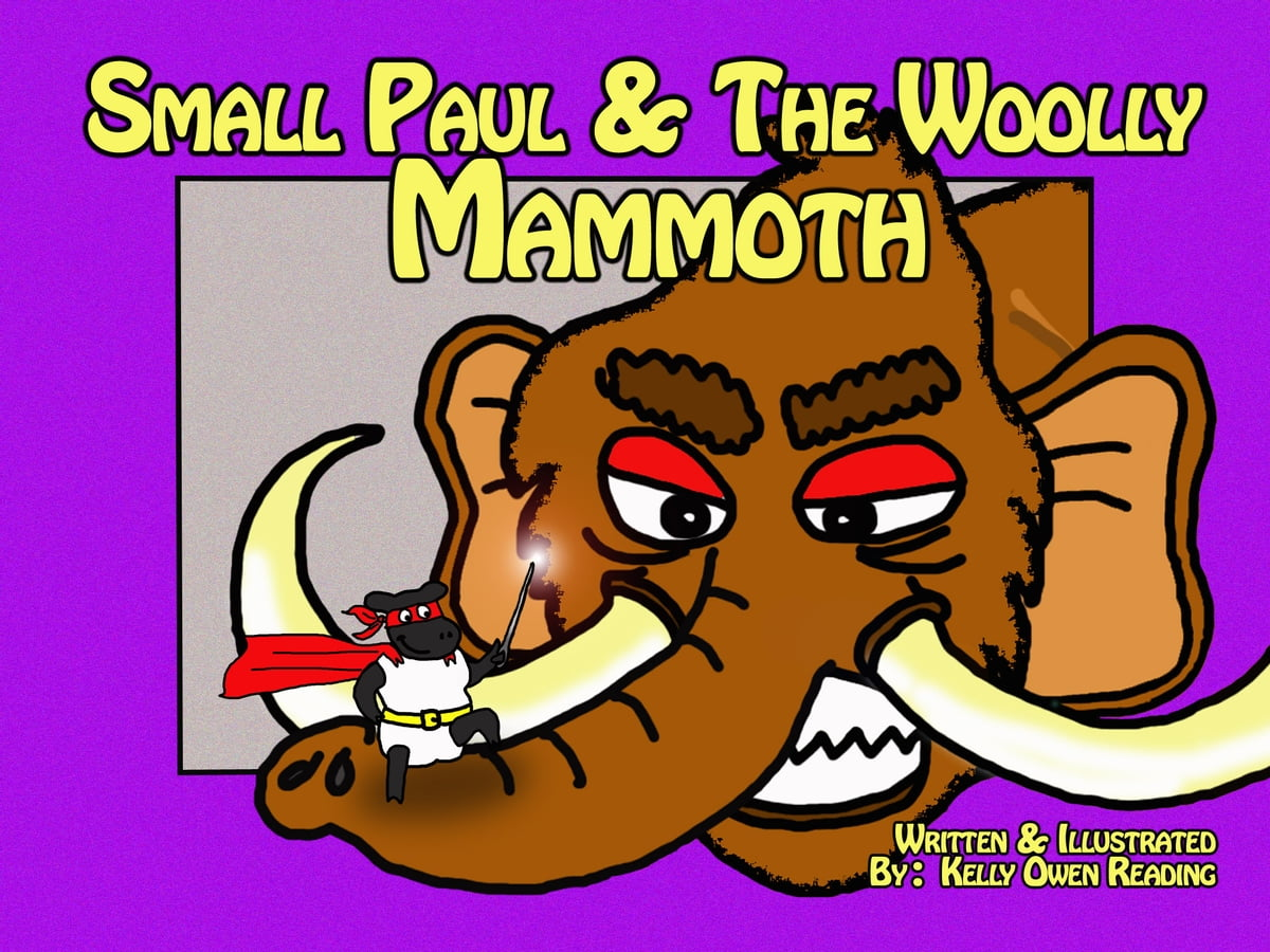 Small Paul and the Woolly Mammoth