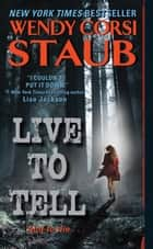 Live to Tell ebook by