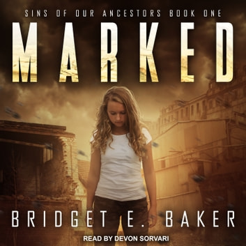 Marked audiobook by Bridget E. Baker