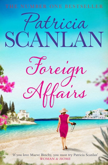 Foreign Affairs ebook by Patricia Scanlan