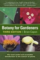 Botany for Gardeners ebook by Brian Capon